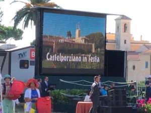 Festa a Castelporziano 11/09/2015