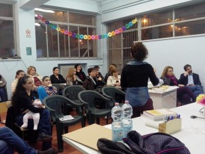Parent Training - 8 Novembre